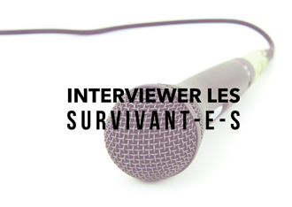 Interviewing Survivors picture